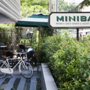 Brunch at Minibar Royale - Bangkok, Thailand