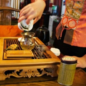 Tea Ceremony in Beijing, Steps From the Forbidden Palace
