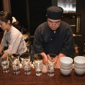 9 Course Japanese Food Tasting Menu in Kyoto – Grotto Restaurant, Kyoto, Japan