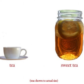 Epicurean Concept of the Week (Texas Edition) - Sweet Tea