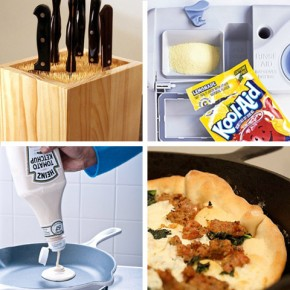 10 Great Kitchen Hacks Courtesy of Lifehacker