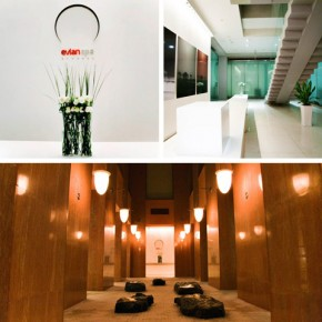 Luxury Spa in Shanghai, Evian Spa at Three on the Bund