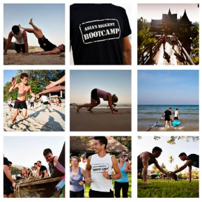Bootcamp Workouts in Asia – Our weekend at Asia's Biggest Bootcamp