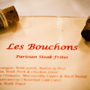 Charming Little Steak Frites Restaurant on Club Street - Les Bouchons Singapore