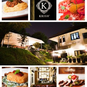 Indian European Fusion Cuisine at Krish, Singapore