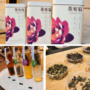 Learning Chinese Tea Basics from Wayne Huang of Cha Mi Living, Shanghai