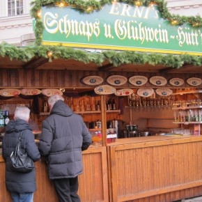 Something New - Travel Diary from Vienna, Part  #1