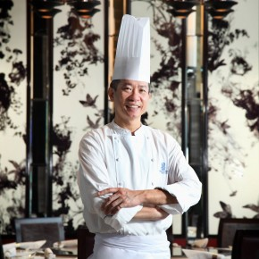 Meet the Chef - Paul Lau of Tin Lung Heen at the Ritz Carlton, Hong Kong