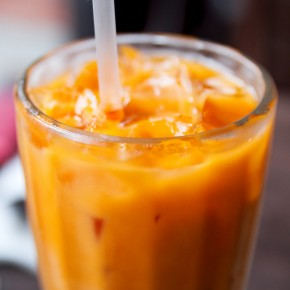 Easy Recipe for Thai Iced Tea