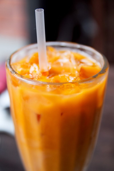 Easy Recipe for Thai Iced Tea with Condensed Milk | Accidental ...