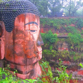 Visit the World's Largest Buddha in Leshan, China