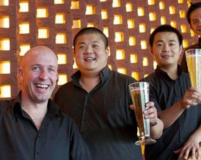 Meet the Brewmaster - Leon Mickelson from The Brew in the Kerry Hotel, Shanghai
